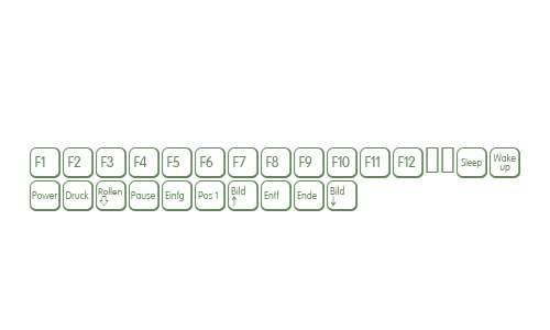 KeysPCDAltD W90 Regular
