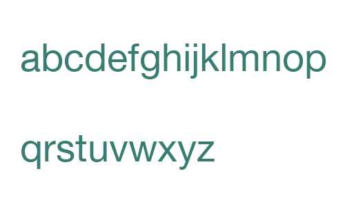 Helvetica Neue ME