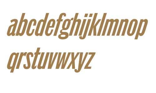 Thorowgood Grotesque Web Light Italic