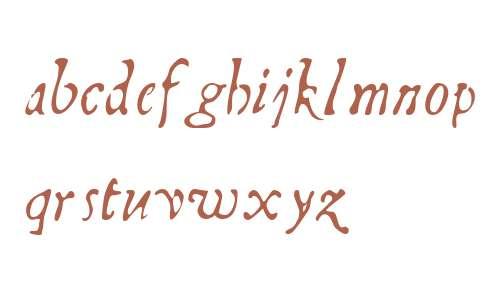 Telegdi W03 Italic