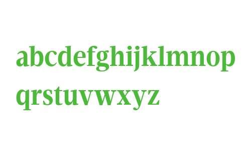 Velino Condensed Text W04 Bold