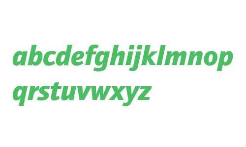 Quay Itc T Black Italic
