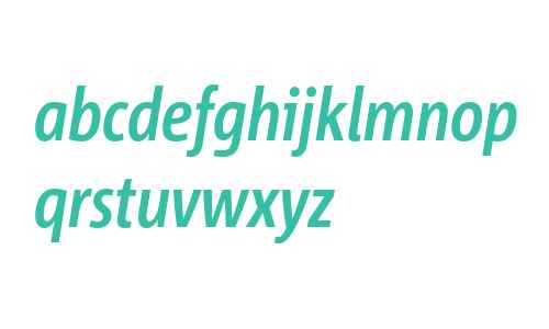 Corpid Cd LF Bold Italic