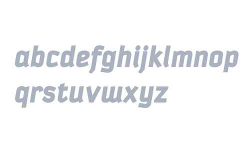 KautivaBlack-Italic