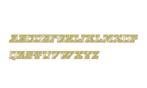 Zennat W00 Two Italic