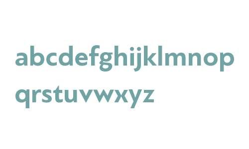 PF Bague Sans W01 Bold