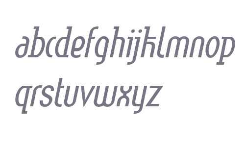 Linotype Method W02 Light Obl