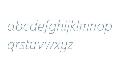 Ainslie W01 Cond Light Italic V2