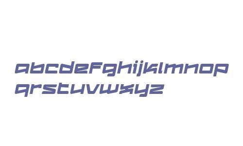 Logofontik 4F Italic