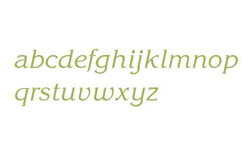 Korina-SemiBold-Italic