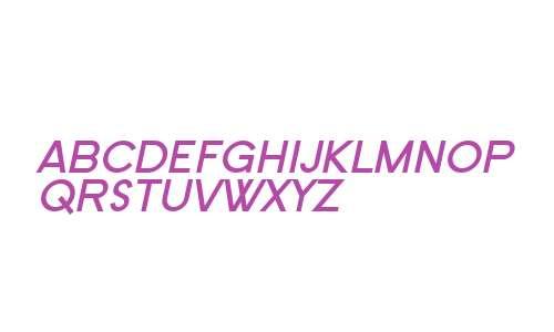 SF Old Republic SC Bold Italic V2 V2