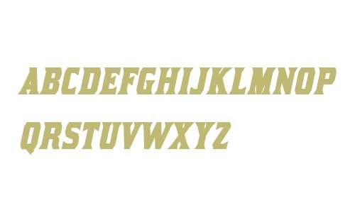Kirsty Bold Italic