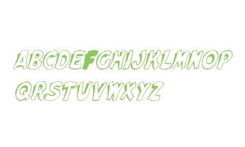 Elwood Italic