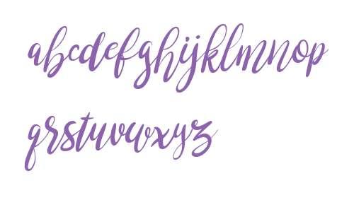 brushgyo-Italic