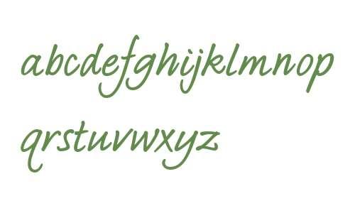Bradley Type W04 Bold Italic