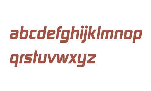 Digital-BoldItalic
