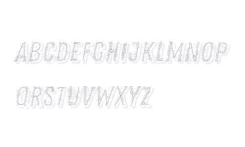Zing Rust Line Horizontals1 Fill2 Line Shadow5