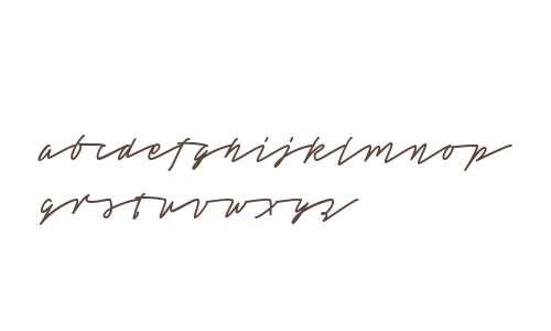 Tamoro Script Black W03 Rg