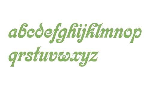 Kalligraphia LT Std