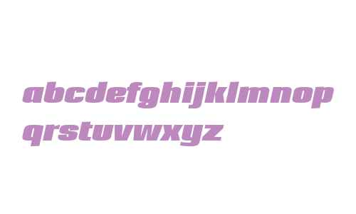 Loft W01 Bold Italic
