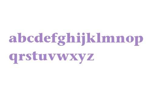 Stone Serif ITC Bold