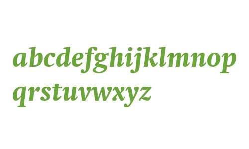 Swift LT W04 Heavy Italic