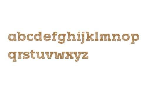 Vezus Serif Texture W00 One