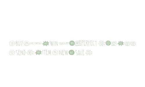 CM Mimbie W95 Web Icons Words