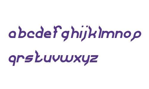 JAGUAR Italic