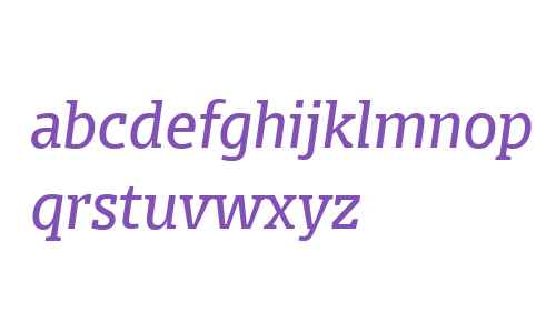 OlsenWeb-Italic W03 Regular