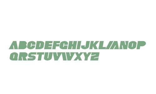 SF Fortune Wheel Extended Italic V2