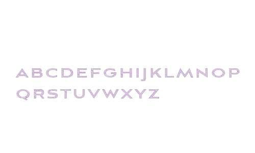 Aviano Sans Layers W01 ZigZag