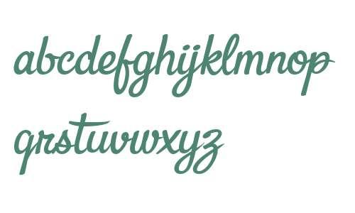 Snackbar Wide Bold Italic