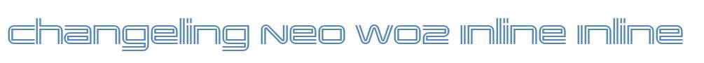 Changeling Neo W02 Inline