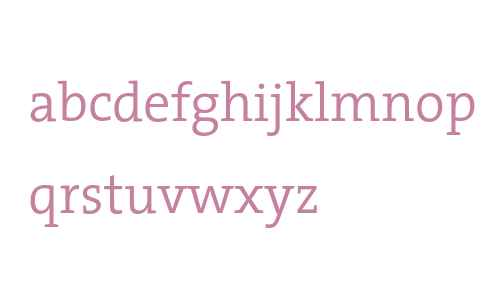 TheSerif SemiLight Plain