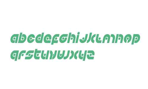 Kovacs Spot Condensed Italic