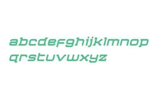 Cydonia Century Condensed Italic