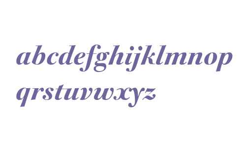 Acanthus Text OT W03 Bold It