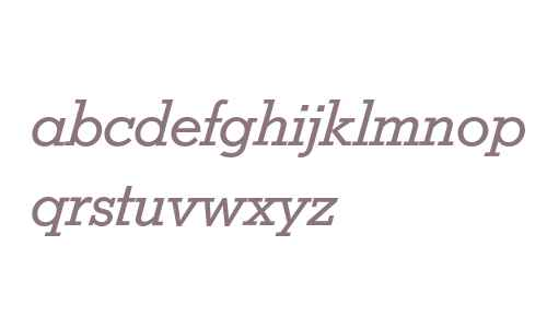 Stymie Italic