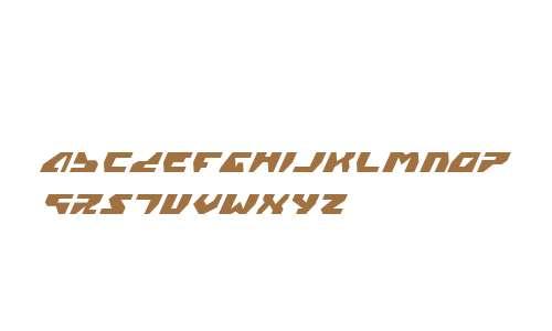 Gyrfalcon Italic