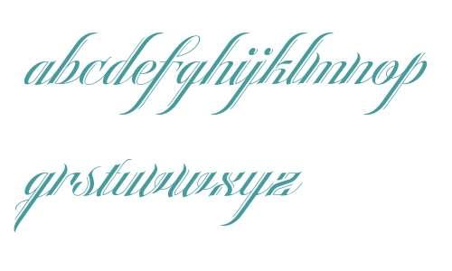 Heraldica Script
