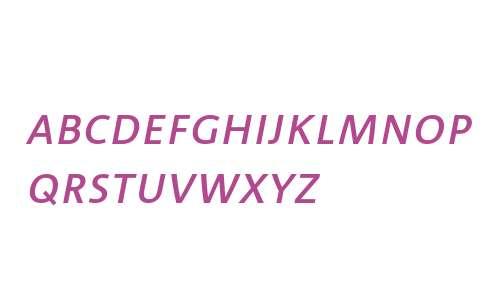 CorpidCaps-Italic