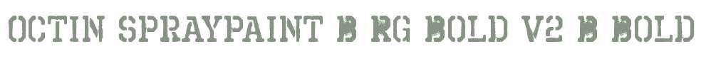 Octin Spraypaint B Rg Bold V2