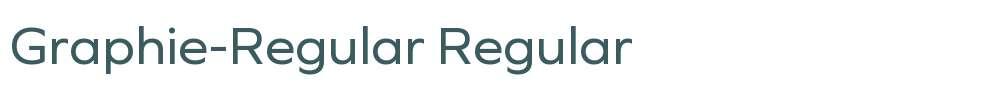 Graphie-Regular