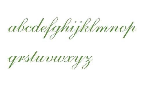 Shelley Volante Script