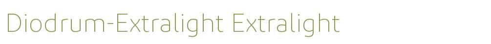 Diodrum-Extralight