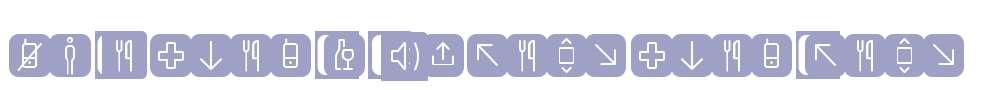 Netto Icons OT W95 Bold