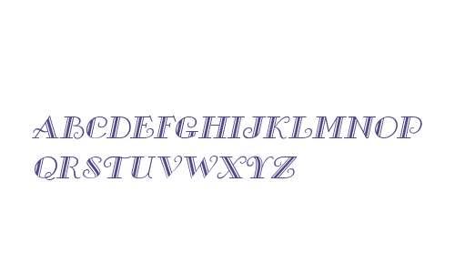 Gallery Italic