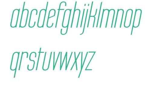 Labtop Secundo Italic V2