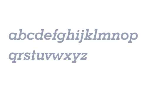 Stymie Lt BT Bold Italic